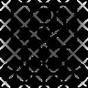 Utility Token Cryptocurrency Token Icon