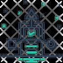 Utilization Icon