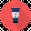 Uv Protector Cream Icon