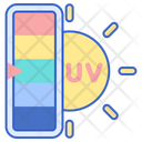 Uv Index Date Day Icon