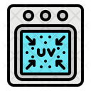 Uv Sterilizer Ultraviolet Icon