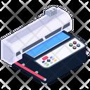 Digital Printing Machine Uv Printing Machine Laser Printing Machine Icon