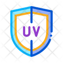 Uv Protection Sunscreen Icon