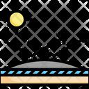 Uv Resistance Resistant Uv Protective Fabric Icon