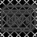 Uv Sanitizers Icon