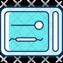 Uv Disinfection Box Icon