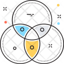 Ux Design Circles Icon