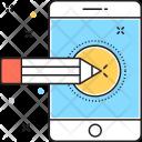 Ux Design Mobile Icon