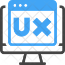 Ux Design Interface Computer Website Icon