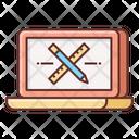 Ux Ui Design Designing Development Icon