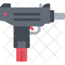 Uzi Gun Icon