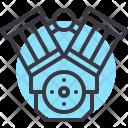 V Twin Engine Icon