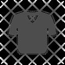 Men Textile Shirt Icon