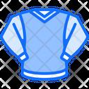 V Neck Sweater Icon