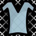 T Shirt Shirt V Neck Icon