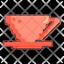 V Shape Drip Icon