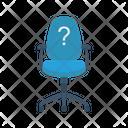 Vacancy Hiring Chair Icon