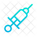 Injection Medicine Treatment Icon