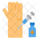 Vaccination Vaccine Injection Icon