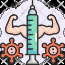 Vaccination Awareness Icon