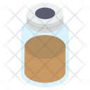 Vaccination Bottle Icon
