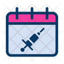 Vaccination Date Icon