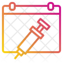 Vaccination Day Icon