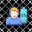 Color Icon Drowsiness Icon