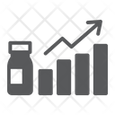 Vaccination Growth Icon