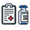 Vaccination List Icon