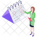 Vaccination Schedule Icon