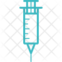 Vaccine Drug Injection Icon