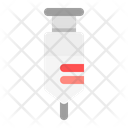 Vaccine Injection Immunization Icon