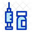 Vaccine Newborn Kid Icon