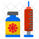Medical Virus Covid Icon