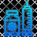 Medical Virus Covid Icon