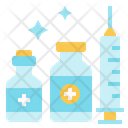 Syringe Health Care Medical Icon