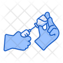 Vaccine Vaccination Hands Icon