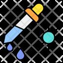Vaccine Dropper Dosage Icon