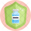 Vaccine Injection Immunization Icon