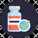 Vaccine Immunization Inoculation Icon