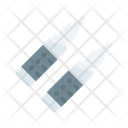Vaccine Drug Ampoule Icon