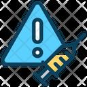 Vaccine Alert Icon