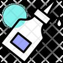 Vaccine Drop Drop Liquid Icon