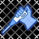 Lab Dropper Pipette Icon
