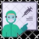 Vaccine Explain Icon