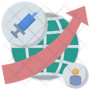 Vaccine Growth Icon