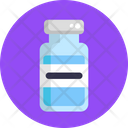 Vaccine Jar Vaccine Immunization Icon