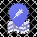 Vaccine Location Icon