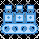 Vaccine Manufacturing Vaccine Manufacturing Icon
